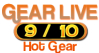 Gear Live Rating