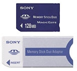 Sony Memory Stick Duo Price Drop