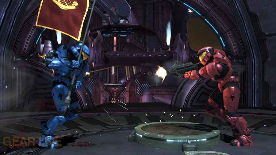 Halo 3: ODST Heretic Mythic Map 4 - Halo 3: ODST Mythic Maps ...